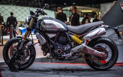 Anche Ducati a Ginevra con Scrambler 1100 Special