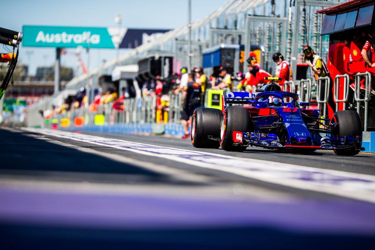 Delusione Toro Rosso nelle qualifiche a Melbourne