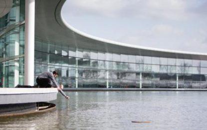McLaren e un pesce ben studiato e ben riuscito