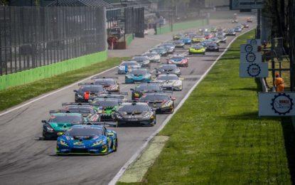 Dieci anni di Lamborghini Super Trofeo