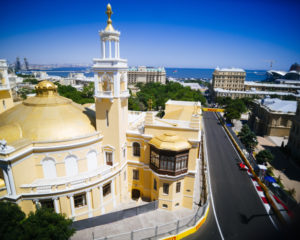 GP Azerbaijan: la gara tra Asia ed Europa