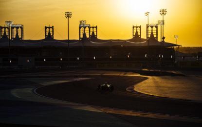 Bahrain: inizia la prima doppia trasferta 2018