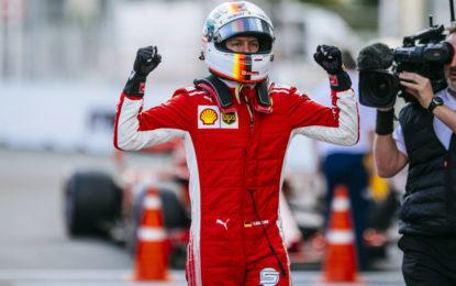 Il punto Ferrari sulle qualifiche e la pole a Baku