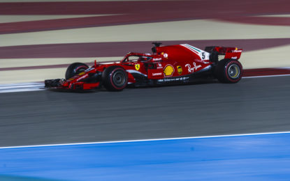 Ferrari: una vittoria combattuta e dedicata al meccanico