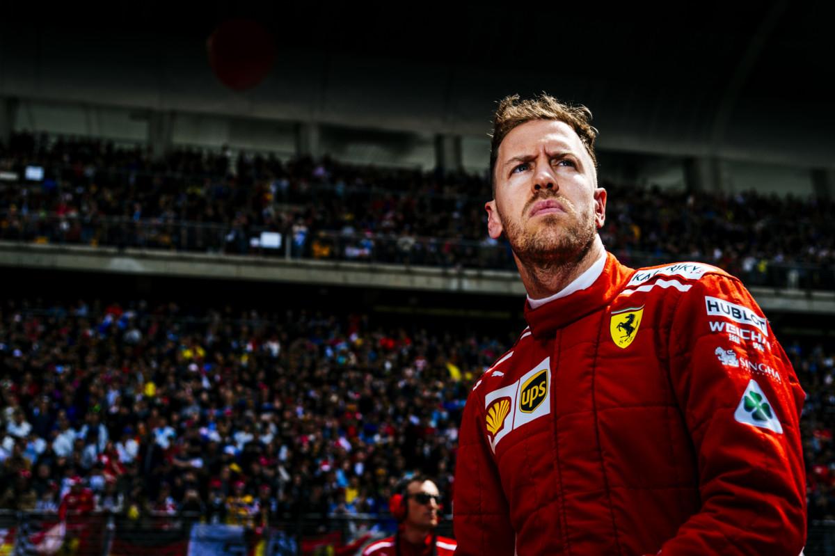 Secondo Vettel la Ferrari può vincere a Barcellona
