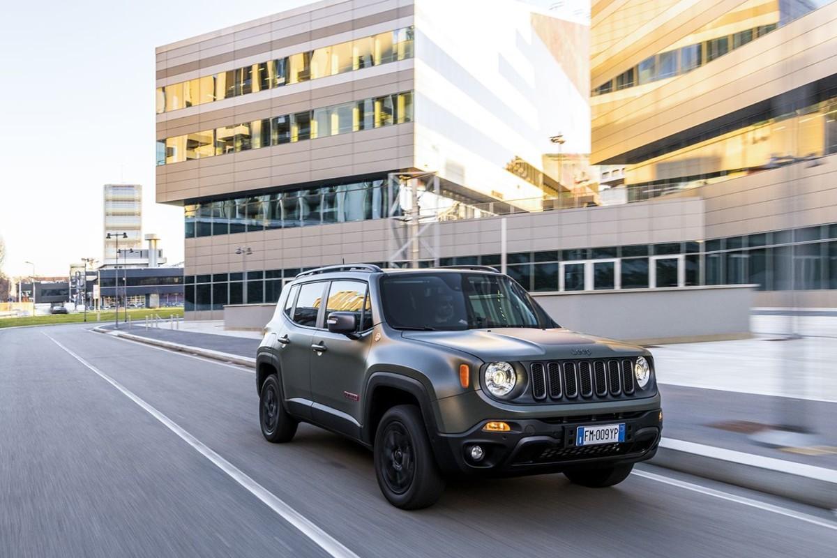 Nuova Jeep Renegade Hyper