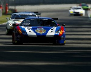 Blancpain GT: 7 Ferrari in pista a Monza