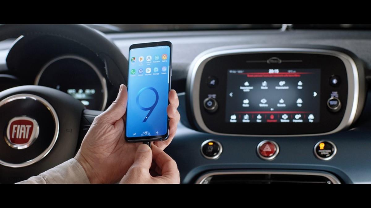 Con 500 il nuovo smartphone Samsung Galaxy S9