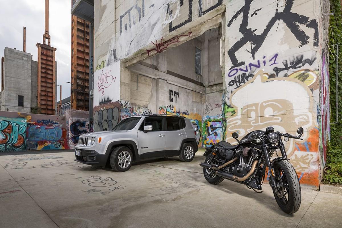 Harley-Davidson e Jeep: la partnership si rafforza