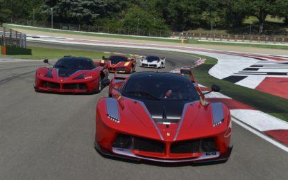 Ferrari protagonista al Motor Legend Festival