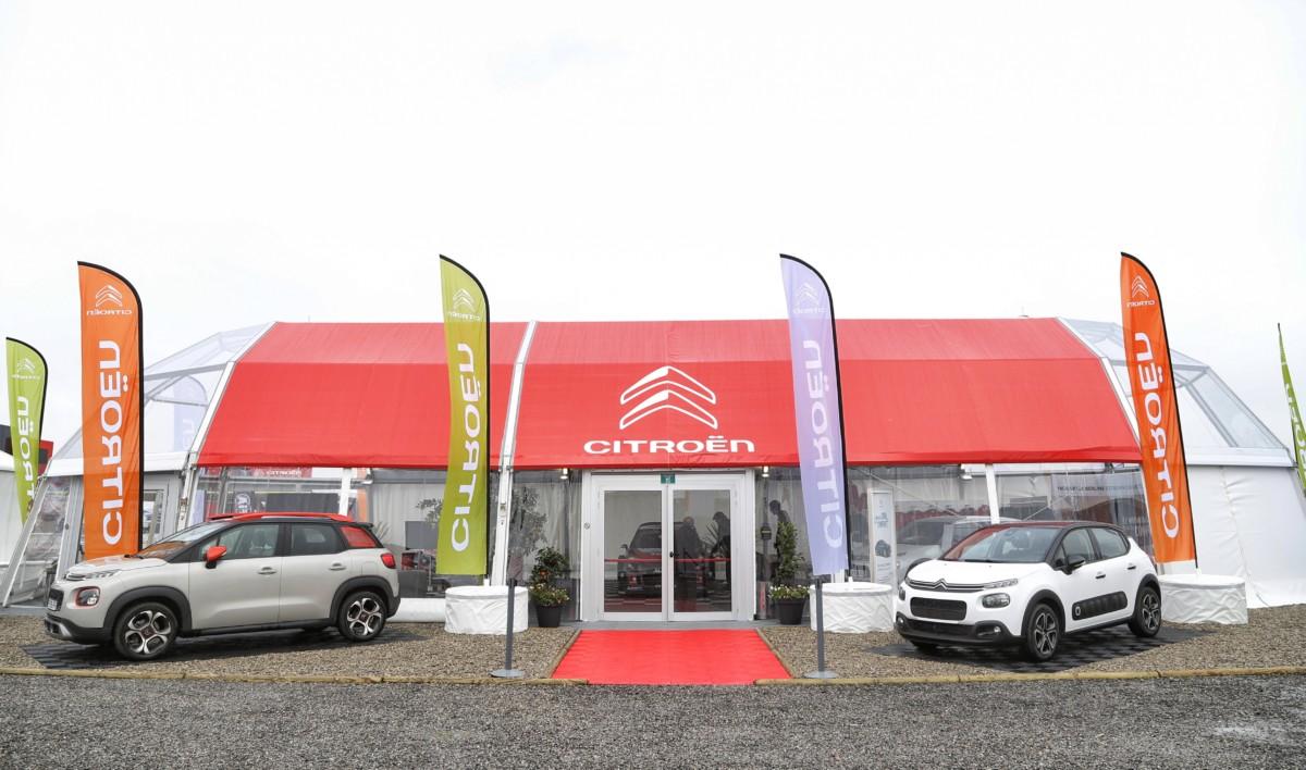 Citroën partner ufficiale del Tour de Corse