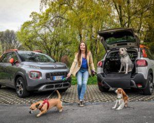"Citroën Italia lancia ""Pet à Porter"""