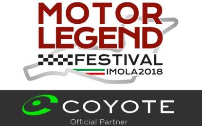 COYOTE a Imola al Motor Legend Festival