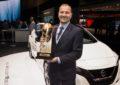"Nissan LEAF ""World Green Car of the Year 2018"""