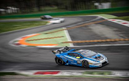 Parte da Monza il Lamborghini Super Trofeo Europa
