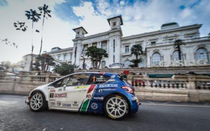 CIR: Andreucci e Peugeot vincono il 65° Rallye di Sanremo
