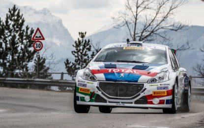 Peugeot pronta per il 65° Rally di Sanremo