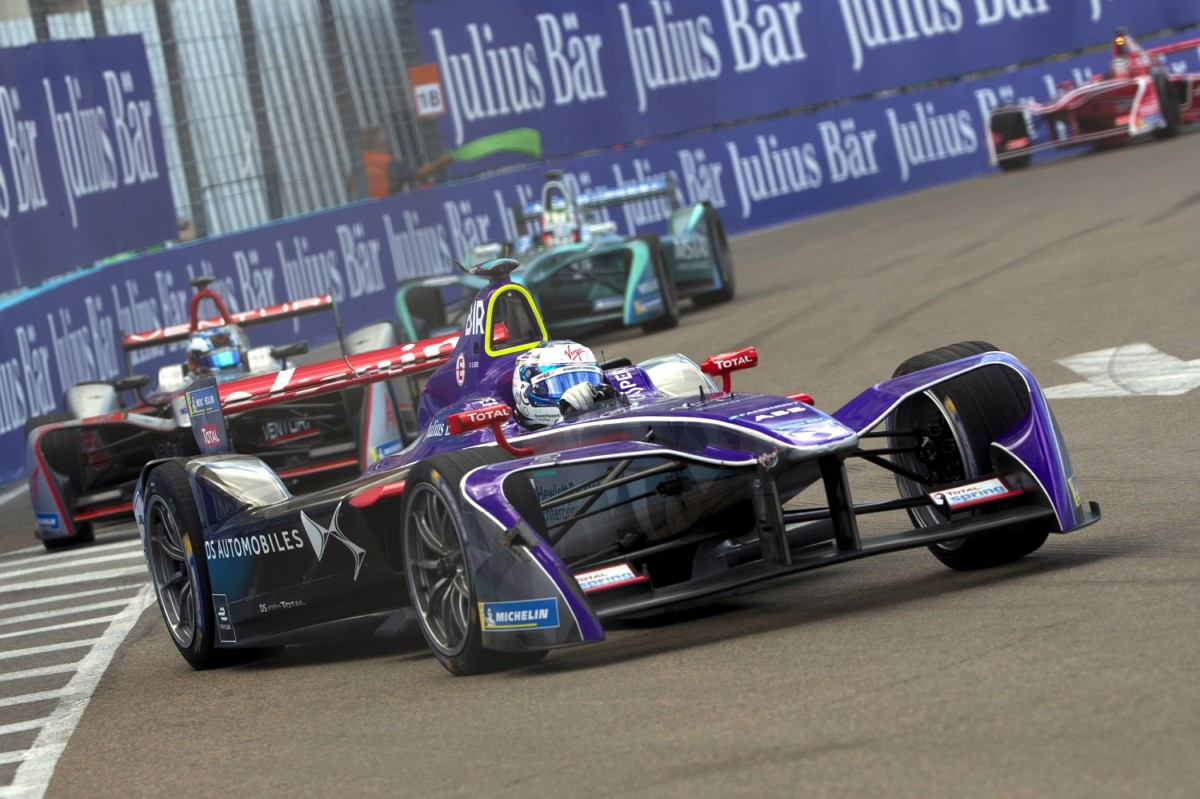 Formula E: DS Virgin Racing pronta per il settimo round