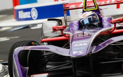 Formula E: settima vittoria per Sam Bird con DS Virgin