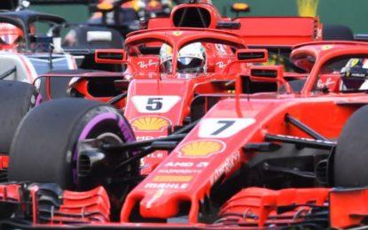 La Formula 1 presenta le proposte per il 2021