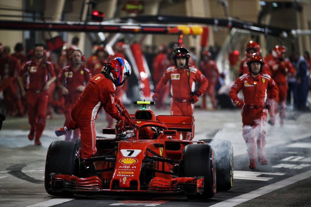 Pitstop in F1: cambiamenti in vista?