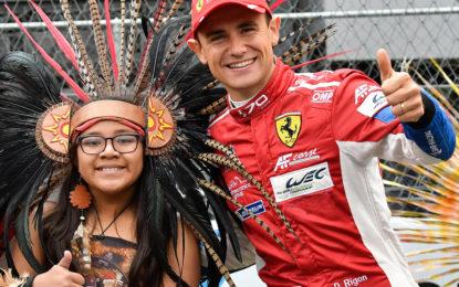 GT: Rigon pronto per la gara di casa a Monza