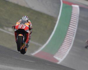 Marquez domina Austin, Dovizioso leader del Mondiale