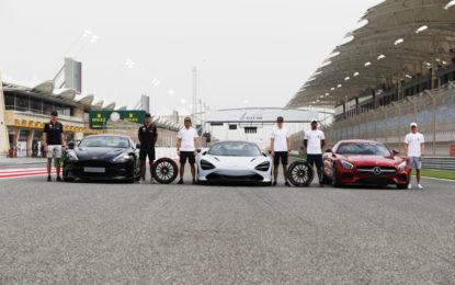 Bahrain: presentato il programma Pirelli Hot Laps