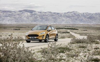 Ford Fiesta è anche Active