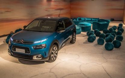 Citroën e Bertone Design per Nuova C4 Cactus