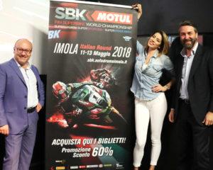 Il Mondiale Superbike a Imola fino al 2020