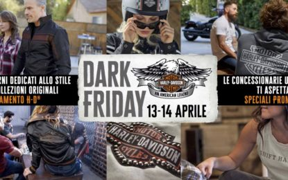 Harley-Davidson Dark Friday