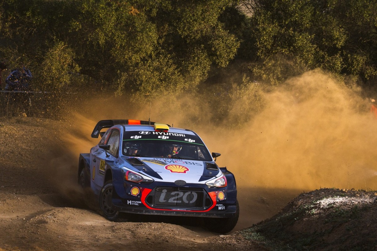 WRC: Hyundai al Rally d'Argentina