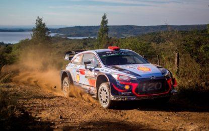 WRC Argentina: un altro doppio podio per Hyundai Motorsport
