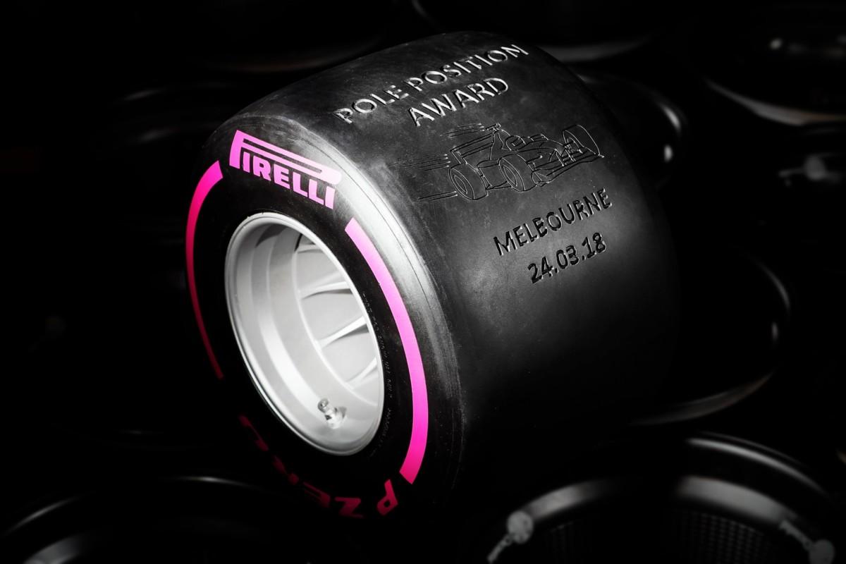 Pirelli Pole Position Award: velocità allo stato puro
