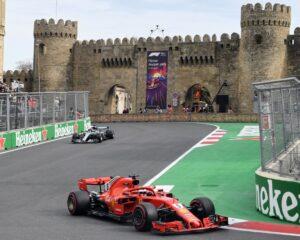 Gara a porte chiuse per Baku a giugno
