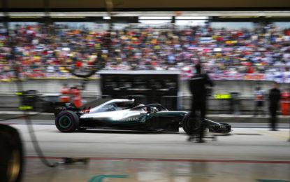 Cina: il punto Mercedes sulle qualifiche