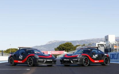 WEC: safety car e auto di supporto Porsche fino al 2020