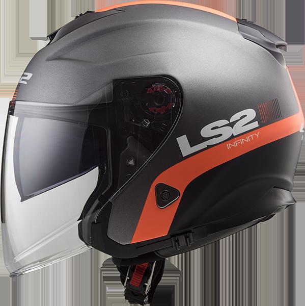 LS2 INFINITY OF521: stile e funzionalità