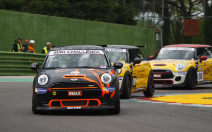 MINI Challenge 2018 al via a Imola