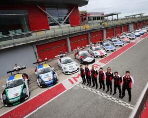 Porsche Carrera Cup Italia su Italia 1 e Italia 2