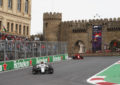 Set e mescole scelti per il GP dell'Azerbaijan