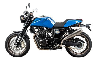 SWM Motorcycles per i 110 anni FC Internazionale