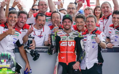 In Argentina Honda festeggia le 750 vittorie