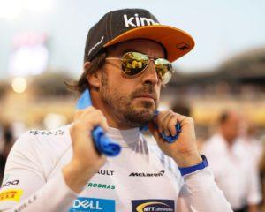Fernando Alonso lascia la F1 a fine stagione