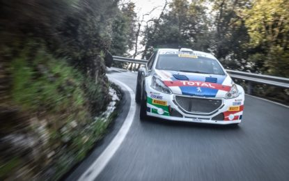 Sanremo: Andreucci e Peugeot in testa