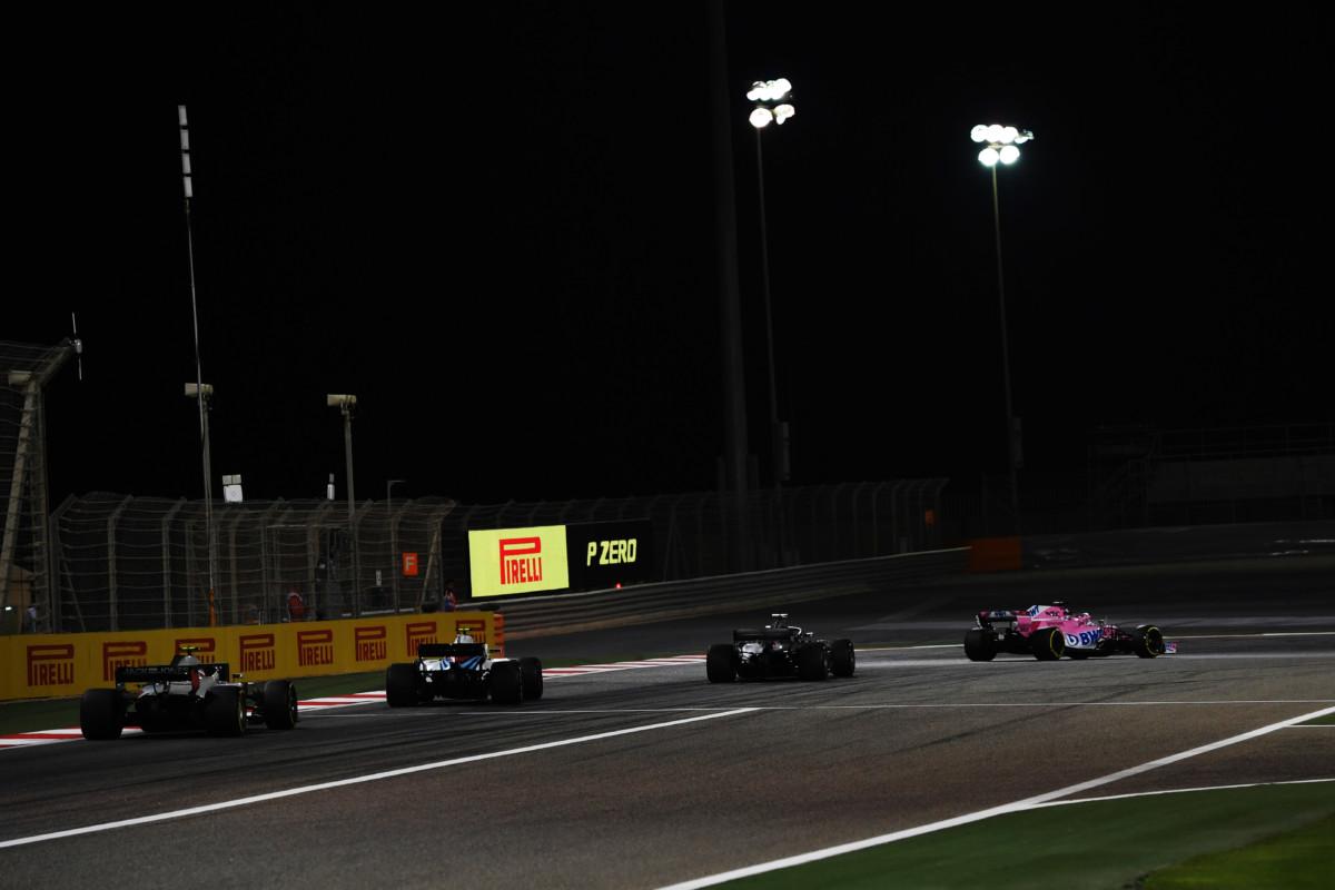 Bahrain: per la gara possibili diverse strategie