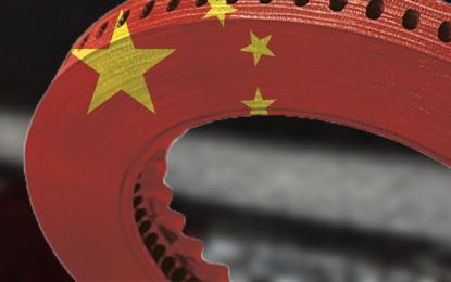 Cina: l'impegno degli impianti frenanti a Shanghai