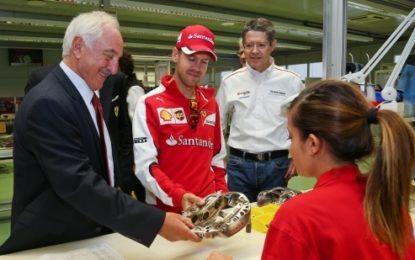 Le novità Brembo per il Campionato di F1 2018
