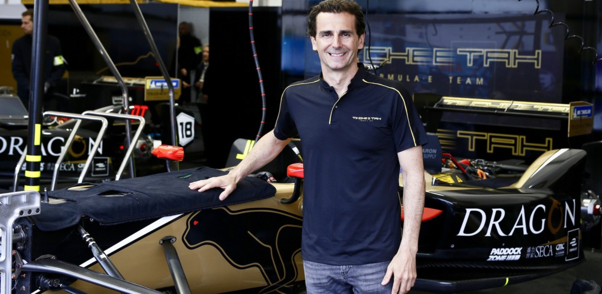 De la Rosa Sporting and Technical Advisor TECHEETAH